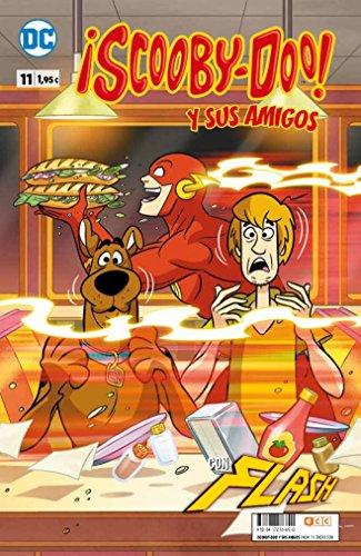 ¡Scooby-Doo! y sus amigos núm. 11 por Sholly Fisch