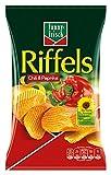 funny-frisch Riffels Chili und Paprika, 150 g