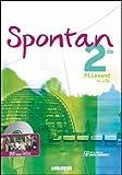 Spontan 2de - A2/B1 - Manuel + DVD-rom mp4
