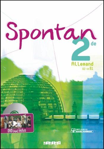 allemand-2e-a2-b1-spontan-1dvd