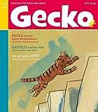 Gecko 12: Lesespaß für Klein und Groß