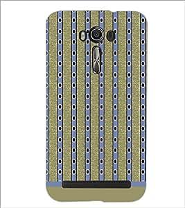 PrintDhaba Pattern D-1590 Back Case Cover for ASUS ZENFONE 2 LASER ZE550KL (Multi-Coloured)