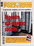 Telecharger Livres ECONOMIE ET POLITIQUE du 01 11 2005 SOMMAIRE EDITORIAL ILS ENDURENT PAR BERNARD BIRSINGER EMPLOI LA CHASSE AUX CHOMEURS PAR CATHERINE MILLS APPRENTISSAGE LA FAUSSE BONNE REPONSE AUX JEUNES EN DIFFICULTE PAR SYLVAIN CHICOTE ACTUALITE LOGEMENT POUR LES BESOINS DES COLLECTIVITES ET POUR UNE CROISSANCE EFFICACE UNE AUTRE REFORME DE LA TAXE PROFESSIONNELLE PAR FREDERIC BOCCARA UN AUTRE CREDIT POUR FINANCER LE LOGEMENT PAR FABIEN MAURY DOSSIER SNCF I A XXIV POLITIQUE DES TR (PDF,EPUB,MOBI) gratuits en Francaise
