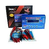 lzndeal IMAX B6 B6AC Chargeur de batterie avec écran LCD numérique RC Lipo NiMh Batterie Balance Chargeur Multifonction