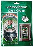 Beistle 30011 Leprechaun Door Cover, 30-Inch by 5-Feet