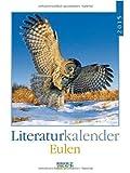 Eulen 2015: Literatur-Wochenkalender
