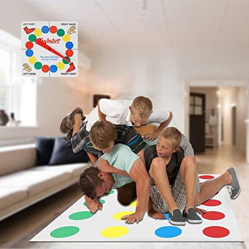 Brettspiele Größere Matte Buntere Stellen Kinderparty Alter 6 Über Picknick Outdoor Sport Spielzeug Für 2 Oder Mehr Spieler Noble ()