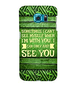 HiFi Designer Phone Back Case Cover Samsung Galaxy S6 Edge+ :: Samsung Galaxy S6 Edge Plus :: Samsung Galaxy S6 Edge+ G928G :: Samsung Galaxy S6 Edge+ G928F G928T G928A G928I ( Quotes on Love See you Funk Funny )