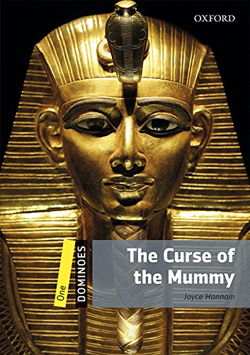 Dominoes 1. The Curse of the Mummy MP3 Pack por Joyce Hannam