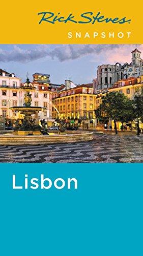 Rick Steves Snapshot Lisbon (English Edition) (Rick Steves Spanien Ebook)