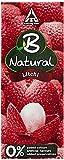 #9: B Natural Juice, Litchi Luscious, 200 ml