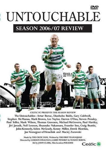 Celtic--Untouchable--Season-200607-Review-DVD