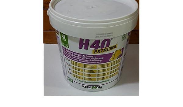 Colla collante h40 extreme gel adesivo ibrido saldatutto