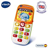 Vtech- Small bilingual toy phone (3480-138147).