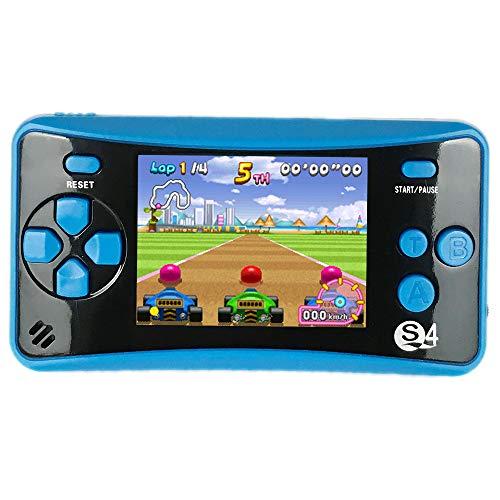 QINGSHE QS-4 Consoles de Jeux Portables, Console de Jeux...