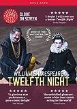 Shakespeare: Twelfth Night (Globe on Screen) [DVD] [2013] [NTSC]