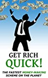 GET RICH QUICK!: The Fastest Money-Making Scheme on the Planet (English Edition)