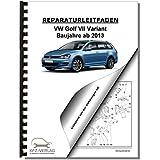 VW Golf 7 Variant (13></noscript>) 4-Zyl. 2,0l Dieselmotor TDI 150 PS - Reparaturanleitung