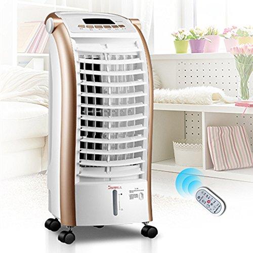 Lizhiqiang Fan Air Cooler 6l 65w Paquete De Hielo De Control Remoto