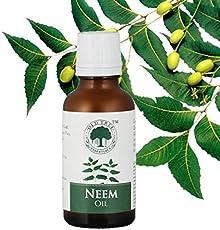 Old Tree Neem Oil for Dandruff Removal, 30ml