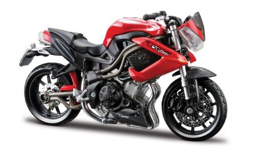 Benelli TNT R160 Rot Schwarz 1/18 Bburago Modell Motorrad