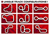 Scalextric Micro 1:64 Scale Hyper Cars Race Set