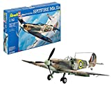 Revell Germany British Wwii Supermarine Spitfire Mk Iia Fighter Model Kit 1/32