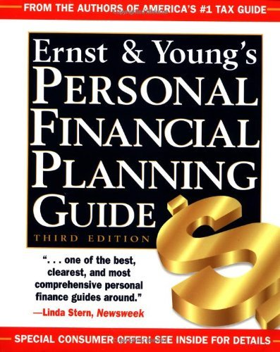 Ernst and Young's Personal Financial Planning Guide by Ernst & Young LLP (1999-09-10)
