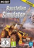 Baustellen-Simulator 2016 (PC)