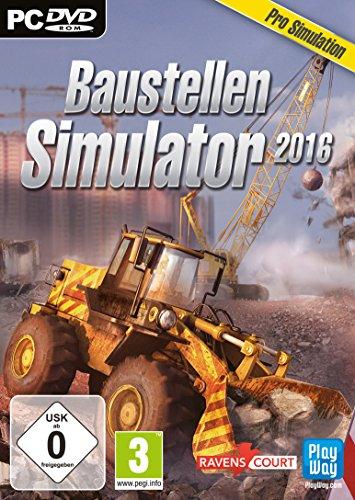 Baustellen-Simulator 2016 (PC) Xbox 360-lkw-spiele