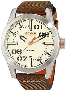 2609c21bd Hugo Boss Orange 1513418 - Reloj de pulsera para hombre de BOSS Orange