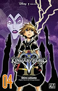 Kingdom Hearts II Edition simple Tome 4