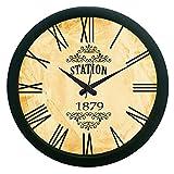 meSleep Station Vintage Wall Clock (With...