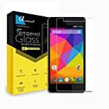 Ascension Curve Tempered for Micromax Canvas 5 Lite Q462 Gorilla Glass Screen Protector High Premium Quality 9H hard 2.5D Ultra Clear Transparent