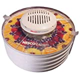 Best Nesco Food Dehydrators - White/Clear : Nesco American Harvest FD-37 400 Watt Review