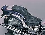 Bench Seat with Step for Yamaha XVS 650Dragstar Classic VM02-VM04