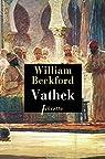 Vathek (Conte arabe) par Beckford