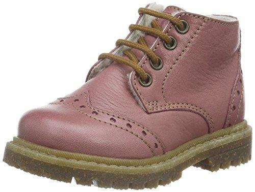 OCRA 105ms, Bottes courtes avec doublure chaude fille Rose - Pink (PANAMA)