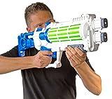 Nick and Ben MEGA XXXL Wasser-Gewehr Pistole 75cm Spritz-Waffe Kinder Sommer Spielzeug Water-Blaster Galaxie-Waffe Schlacht