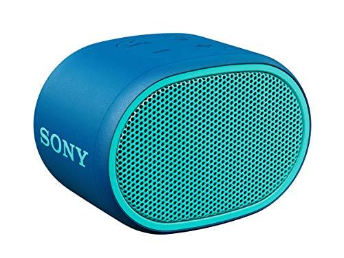 Sony SRSXB01L - Altavoz inalámbrico portátil (Compacto, Bluetooth, Extra Bass, 6h de...