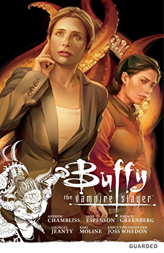 Buffy The Vampire Slayer: Season Nine Volume 3: Guarded Cover Image