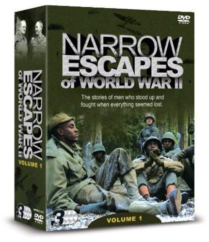 Narrow Escapes Of WWII: Volume 1 [DVD] [UK Import]