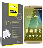 dipos I 3x Screen Protector for ZTE Axon 7 mini I 3D Full