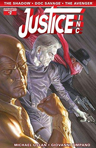 Justice, Inc. #2 (of 6): Digital Exclusive Edition (English Edition) (Inc Exclusif)