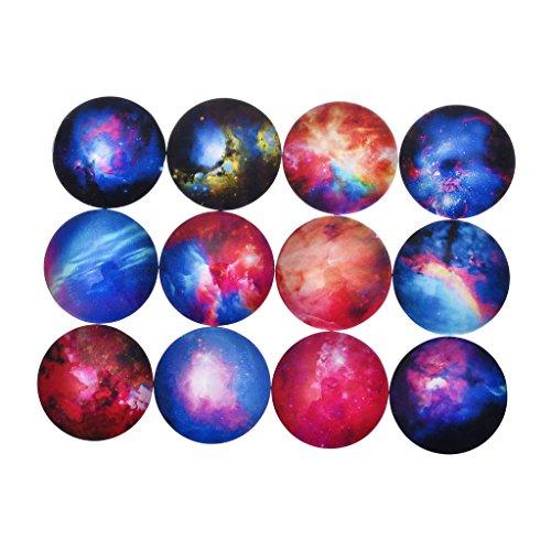 um Galaxie Muster Kalender Magnete Zufällige (Maske Zu Verkaufen)