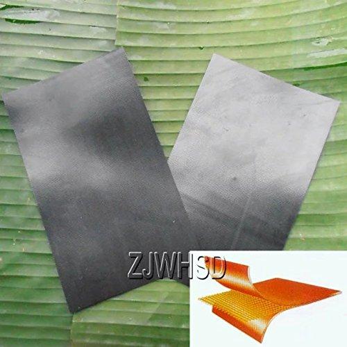 212x 20cm schwarz PVC Patch für aufblasbare Boot Raft Kajak Kanu Wasser Toy Repair Abbott