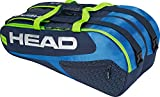 Head Elite 9R Supercombi Portaracchette, unisex, ELITE 9R...