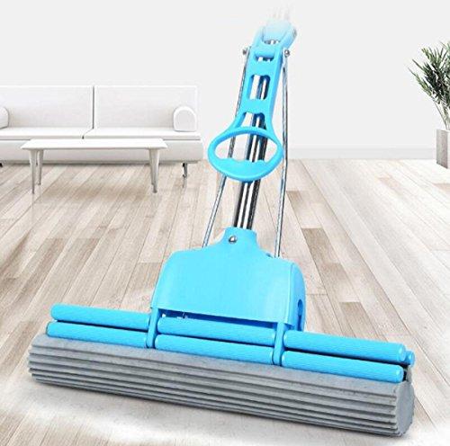 GAOJIAN Schwamm Mops Boden Reinigung Mop Falten Absorbieren Squeeze Wasser Magic Mop Haushalt Reinigungs-Tools