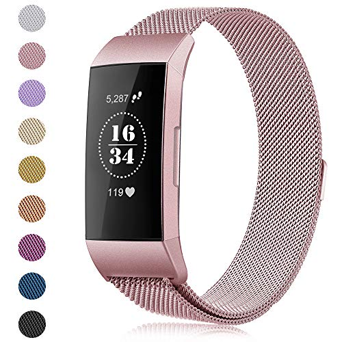 Gogoings Para Fitbit Charge 3 Correa Original - Pulsera