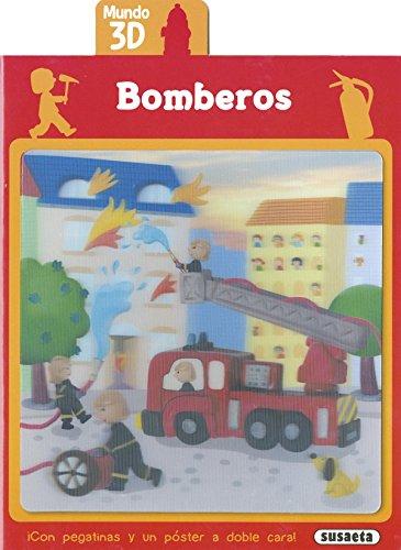 Bomberos (Mundo 3D) por S.A. (SUSAE) Susaeta Ediciones